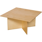 Wood Designs™ Tot Size Multi Use Table
