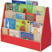 Wood Designs™ Strawberry Red Double Sided Book Display
