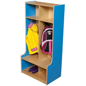 Blueberry Two Section Locker