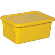 "Wood Designs WD71057 Yellow Tote Tray Lid, 8""W x 12""D"