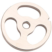 #32 Grinder Stainless Steel Stuffing Plate 40mm