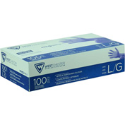PosiShield™ 3 Mil Powder Free Food Grade Nitrile Gloves, Blue, Large, 100/Box