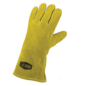 Ironcat Insulated Slightly Select Cowhide Welding Gloves-Left Hand Only, Golden Brown, LG - Pkg Qty 24