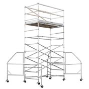 Werner  Wide Span 6'x12' Scaffold Tower - 4201-12