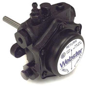 Webster® R series Two Stage Pump 2R686C-5BQ4, 1725 RPM, 65 GPH at 100 psi