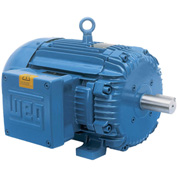 WEG Compressor Duty Motor, 00636OS1XCD182/4Y, 6.4 HP, 3600 RPM, 240 Volts, ODP, 1 PH