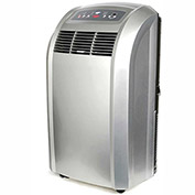 Whynter Eco-Friendly 12000 BTU Portable Air Conditioner, Platinum - ARC-12S