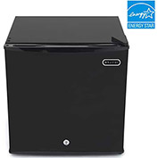 Whynter CUF-110B - Freezer, Upright, Lock, Energy Star, 1.1 Cu. Ft.