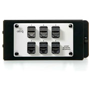Legrand® AC1000 6-Port Network Interface Module