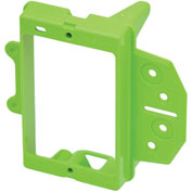 Legrand® AC1009-11 Single Gang Low Voltage Bracket Face Mount New Construction