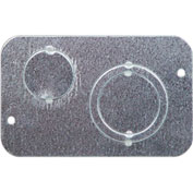 Legrand® AC1017 2 Conduit Mounting Plate