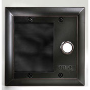 Legrand® F7596-OB Intercom Door Unit, Weather Resistant, Oil Rubbed Bronze