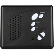 Legrand® F9018-BK Intercom Desktop Unit, Black
