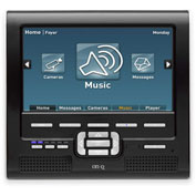 Legrand® HA5000-GB LCD Console, Gloss Black