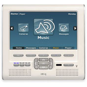 Legrand® HA5000-LA LCD Console, Light Almond