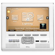 """Legrand® HA5010-WH 7"""" LCD Console with High Performance lyriQ, White"""