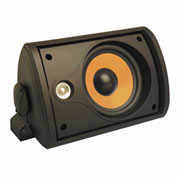 "Legrand® HT7653-BK evoQ 7000 Series 6.5"" Outdoor Speaker, Black"