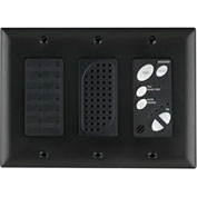 Legrand® IC1002-BK inQuire 1000 Intercom Module and Main Console Unit, Black