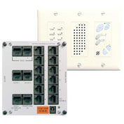 Legrand® IC1002-IV inQuire 1000 Intercom Module and Main Console Unit, Ivory