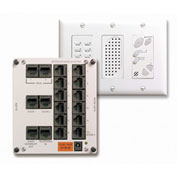 Legrand® IC1002-WH inQuire 1000 Intercom Module and Main Console Unit, White