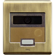 Legrand® IC5003-AB Selective Call Intercom Video Door Unit, Antique Brass