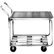 Winholt® Chrome Stocking & Marking Cart 9000-STK4