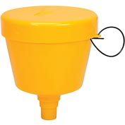 "Wirthco Funnel King® 8 Qt. E-Z Smart Drum Funnel 32015 with 2"" Threads"