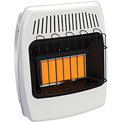Williams Infrared Vent-Free Heater 2096513 Duel Fuel 20000 BTU