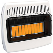 Williams Infrared Vent-Free Heater 3096513 Duel Fuel 30000 BTU
