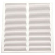 Williams Front Diffusing Grille 6704 One-Way White