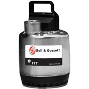 """Bell & Gossett SS0711ATF 3/8"""" Submersible Sump Pump - 0.75 HP- 115V-  Piggyback Wide Angle Switch"""