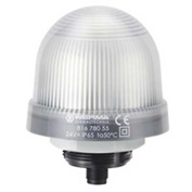Werma 81678055 LED Perm. Beacon EM 24V DC, IP65, Max. 120 Ma, 99 g, PC, Multi Color