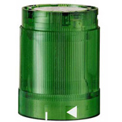 Werma 84620000 Perm. Light Element 12 - 240V AC/DC, IP54, 38 g, Green