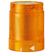 Werma 84630000 Perm. Light Element 12 - 240V AC/DC, IP54, 40 g, Yellow