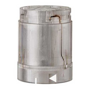 Werma 84640000 Perm. Light Element 12 - 240V AC/DC, IP54, 40 g, Clear