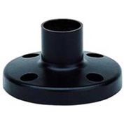 Werma 97584501 Base For Surface Mounting BM 35g, Black