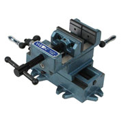 "Wilton 11698 Model CS8 8"" Jaw Width 8"" Opeing 2"" Jaw Depth XY Cross Slide Drill Press Vise"