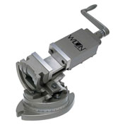 "Wilton 11702 TLT/SP-100 4"" Jaw Width 1-1/2"" Jaw Depth 3-Axis Precision Tilting Vise"