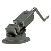 "Wilton 11705 Model AMV/SP-100 4"" Jaw Width 1-1/2"" Jaw Depth 2-Axis Precision Angular Vise"