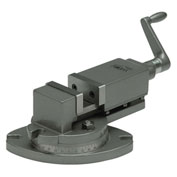 "Wilton 11709 Model MMV/SP-100 4"" Jaw Width 1-1/2"" Jaw Depth Super Precision Milling Vise"