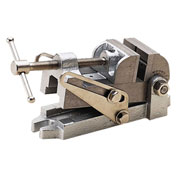 """Wilton 12850 Model 25A 2-1/2"""" Jaw Width 2-1/2"""" Opening 1-1/2"""" Jaw Depth Drill Press Angle Vise - Pkg Qty 2"""