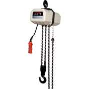 JET® SSC Series Electric Chain Hoist 2 Ton, 15 Ft. Lift, 115V/230V