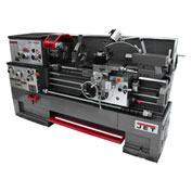 JET® 321147 GH-1640ZX Lathe w/ Newall DP700L DRO, Taper Attachment & Collet Closer