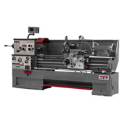 Jet 321440 GH-1660ZX Large Spindle Bore Lathe W/Acu-Rite 200S DRO & Collet Closer, 7-1/2 HP
