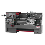 Jet 321467 GH-1440ZX Large Spindle Bore Lathe W/Taper Attachment, 7-1/2 HP