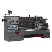Jet 321612 GH-2280ZX Large Spindle Bore Lathe W/Acu-Rite 300S DRO & Taper Attachment, 10 HP
