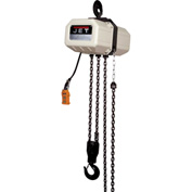 JET® SSC Series Electric Chain Hoist 3 Ton, 15 Ft. Lift, 3 Phase, 230V/460V