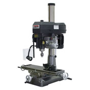 Jet 350020 JMD-18PFN Milling/Drilling Machine W/Power Downfeed, 2HP, 230V, 1-Phase