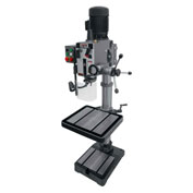 Jet 354022 GHD-20T Geared Head Drill Press W/Tapping, 230V, 3-Phase