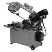 Jet 414466 HBS-814GH 8 X 14 Horizontal Geared Head Bandsaw, 115/230V,1-Phase